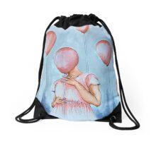 Balloons Drawstring Bag