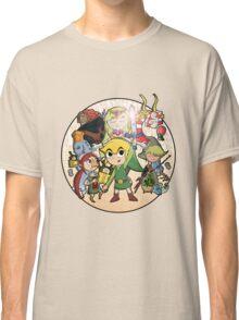 Zelda: Wind Waker Classic T-Shirt