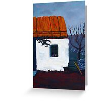 Donegal Cottage II Greeting Card