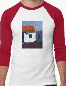 Donegal Cottage II Men's Baseball ¾ T-Shirt