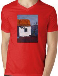 Donegal Cottage II Mens V-Neck T-Shirt