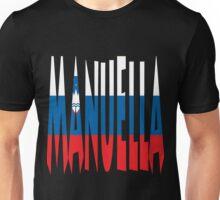 ManuElla - Blue and Red - Slovenia - Eurovision 2016 Unisex T-Shirt