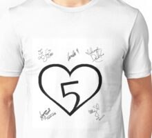 Fifth Harmony + Signs Unisex T-Shirt