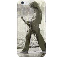 Jimmy Page - The Hermit Tarot iPhone Case/Skin