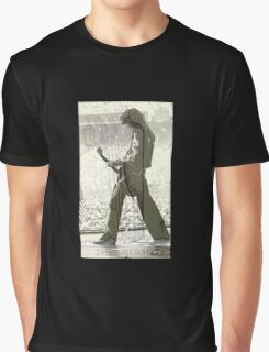 Jimmy Page - The Hermit Tarot Graphic T-Shirt