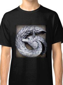 silver fox sculpture Classic T-Shirt