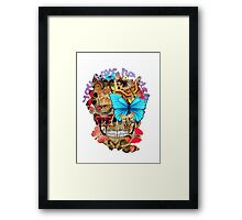 You have no idea Framed Print