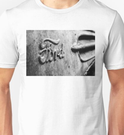 rusty ford Unisex T-Shirt
