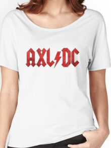 AXL/DC - Variant Women's Relaxed Fit T-Shirt