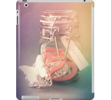 A Jar of Hearts iPad Case/Skin