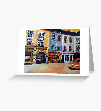 Tralee, Kerry Greeting Card