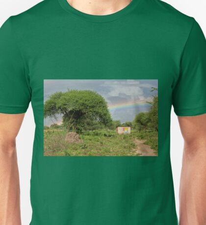 African Rainbow Unisex T-Shirt