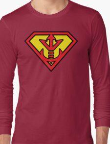 Superman vs Royal Saiyan Symbol T-Shirt