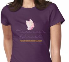 Cadence's Quest Womens Fitted T-Shirt