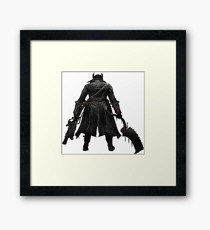 Devil Killer Framed Print