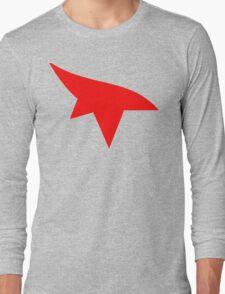 Mirrors Edge Minimalist Logo  Long Sleeve T-Shirt