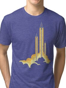 Lift-off! Tri-blend T-Shirt