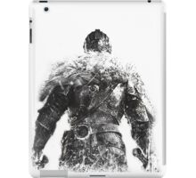 DSIII - Black iPad Case/Skin