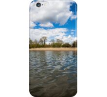 Cotswold Water park 1 iPhone Case/Skin