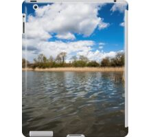 Cotswold Water park 1 iPad Case/Skin