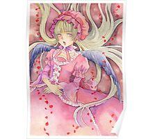 Lolita Cute Vampire Dark Angel Poster