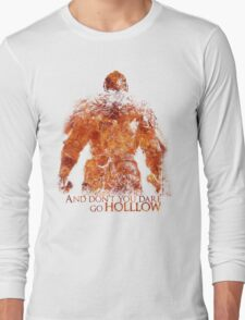 Don't Dare go Hollow - Flame Long Sleeve T-Shirt