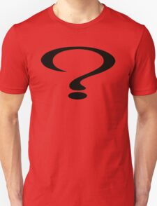Too Many Questions T-Shirt