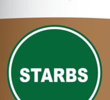 Starbucks Cup Claire Sticker