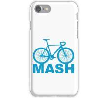 Fixie Mash Bike iPhone Case/Skin