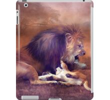 Playing With Dad iPad Case/Skin