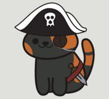 Bandit the Pirate (Neko Atsume) by Iceyuk