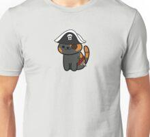 Bandit the Pirate (Neko Atsume) Unisex T-Shirt