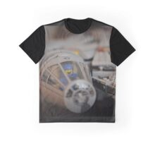 SPACESHIP! Graphic T-Shirt