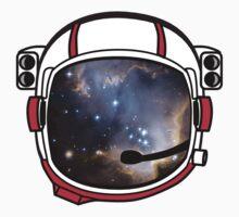 Space man Kids Tee