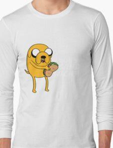 I wish for a sandwich Long Sleeve T-Shirt