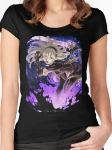 Fire Emblem Fates - Corrin (Dark Blood) Women's Fitted Scoop T-Shirt