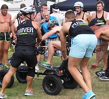 Torquay Charity Pedal Car Race by LoneAngel
