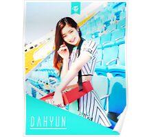 Twice Cheer up Dahyun Poster