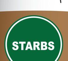 Starbucks Cup Steph Sticker