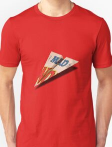 MAD Paper Airplane 147 T-Shirt