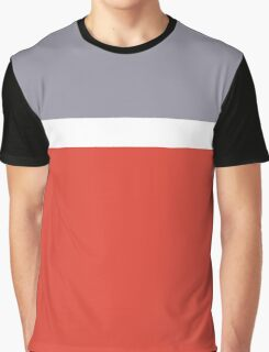 Simple Modern Duotone Lilac Gray vs Fiesta Spring 2016 Graphic T-Shirt