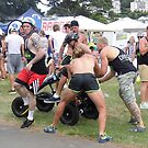 Torquay Pedal Care race by LoneAngel