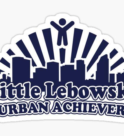 Little Lebowski Urban Achiever Sticker