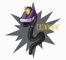 Crowww! One Piece - Long Sleeve