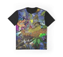 The tavern of delusions Graphic T-Shirt