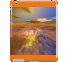 HYPERION WORLD /ALIEN SEASCAPE SKY AND CLOUDS  Sci-Fi iPad Case/Skin