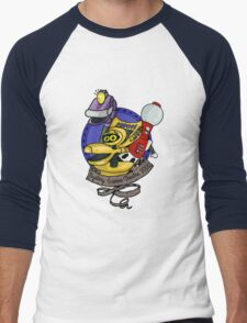 Mst3k Men's Baseball ¾ T-Shirt