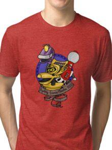 Mst3k Tri-blend T-Shirt