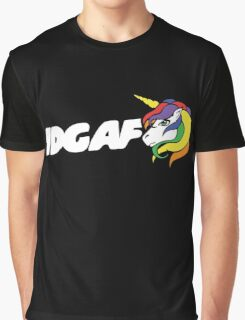 IDGAF Graphic T-Shirt