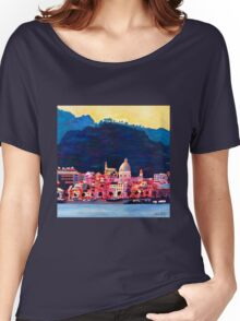 Pegli, Italy Women's Relaxed Fit T-Shirt